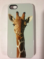 Safari wild Africa female Giraffe phone Cover/Case to fit various models