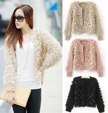 2014 New Sale Women's Knitting Cardigan Sweater Coats Tops Jackets Outwear Coats