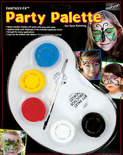 Mehron Party Make Up 5 Color Costume MakeUp Palette Kids Party MakeUp Kit PP
