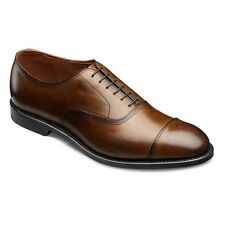 Men's Allen Edmonds Park Avenue Cap-toe Oxfords Dress Shoe 5855 Bourbon Calf