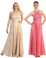 15 COLOR PAGEANT BRIDESMAIDS COCKTAIL DRESS HOMECOMING EVENING FORMAL GOWN 4-20