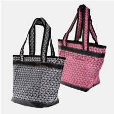 CAT CORA INSULATED SaCC COLLAPSIBLE TOTE PURSE w/ BONUS REMOVABLE INSULATED BAG