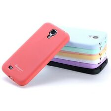Candy Silicone TPU Protective Shell Soft Case Cover For Samsung Galaxy i9500 S4