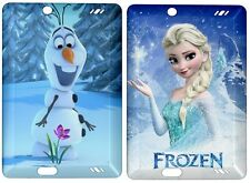 "Frozen OLAF Snowman ELSA KINDLE Fire HD 7"" (2nd gen) case cover + free Stand WOW"