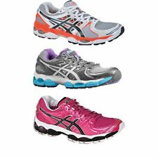 NEW LADIES WOMENS ASICS GEL NIMBUS 14 RUNNING TRAINING RUNNERS GYM SPORT SHOES