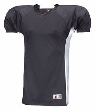 Badger Youth Moisture Loose Fit Polyester V Neck Collar Football Jersey. 2488