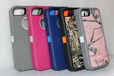 New OEM Otterbox Defender Series For iPhone 5 - Case Only No Belt Clip