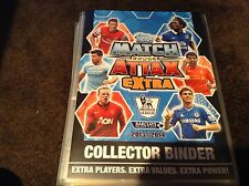 Match Attax Extra 13 14 Base Cards Individual Squad Updates 2 and Captains