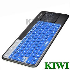 Thin Silicone Soft Cover Skin For Logitech Wireless Touch Keyboard K400 / K400r