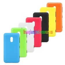 7 Colors Battery Door Cover Case with Side Volume Buttons for Nokia Lumia 620