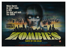 Zombies: Dawn Of The Dead (1978) - A1/A2 POSTER *BUY ANY 2 AND GET 1 FREE OFFER*