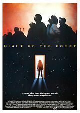Night of the Comet - A1/A2 Poster **BUY ANY 2 AND GET 1 FREE OFFER**