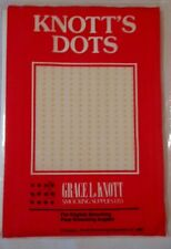 Smocking Dots for Non-Pleater Transfer by Grace Knotts