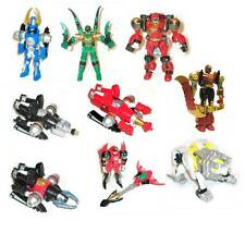 8 inch POWER RANGERS Transformers articulated toy action figures - YOUR PICK!
