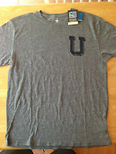 MLS Philadelphia Union grey t-shirt with player's autographs - NEW