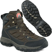 Men Work Boots Red Wing Irish Setter 6-inch boot Safety Toe Brown 83400 Hiker