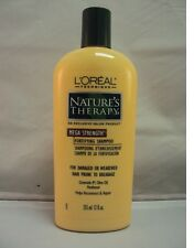 Loreal Mega Strength Shampoo and Conditioning.