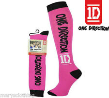 GIRLS ONE DIRECTION KNEE HIGH SOCK