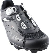 LAKE MX175 BOA MTB BIKE SHOES BLACK 2013