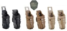 ITW FastMag GEN III Rifle and Pistol Mag Pouches-MOLLE And Belt/Double Stack
