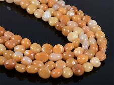 "4mm-9mm Natural gemstone Pebble Chips loose beads 16""  Amazonite Charoite agate"