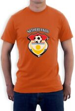 Netherlands World Cup Soccer T-Shirt Football jersey Holland Dutch Brasil 2015