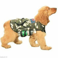 Dog Camping outdoor backpack carrier Australian military pattern dog harness