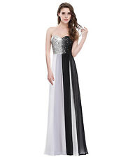 2015 New Ladies Long Evening Formal Cocktail Dresses Party Prom Ball Gowns 09958