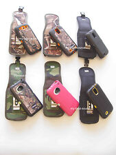 Holster Belt-Clip Pouch/Cover HTC ONE S FOR Otterbox Defender Case On