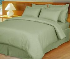 600 Thread Count Siberian Goose Down Alternative Comforter [600FP, 50oz] - Sage