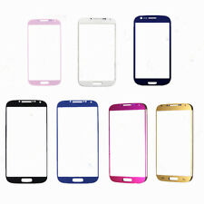 Quality Outer Front Screen Glass Lens Cover Repair For Samsung Galaxy S4 i9500