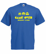 VIDEO GAME gamer funny present NEW Boys Girls Kids sz T SHIRT TOP Age 1-15 Years
