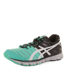 Mens Asics Gel Zaraca 2 Mint Grey Black Running Shoes Trainers Size 6-12