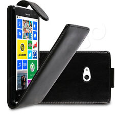 Deluxe PU Leather Flip Wallet Case Cover Skin Fits Nokia Lumia 625 Mobile Phone