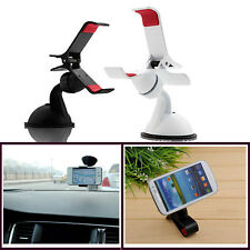 Universal Car Suction Cup Mount Holder for Phones iPhone, Samsung Galaxy GPS