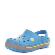 KIDS BOYS GIRLS CROCS CROCBAND 2.5 OCEAN CITRUS CLOGS SANDALS SHOES SIZE
