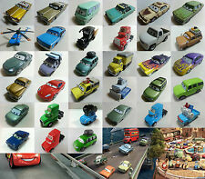 Mattel Disney Pixar Cars Other Characters Metal Toy Car 1:55 New In Stock