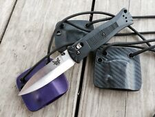 Kydex Neck Sheath Sale for Benchmade 530 Pardue - NO KNIFE JUST A SHEATH