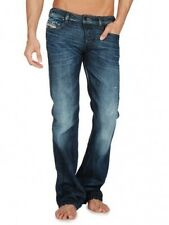 NEW DIESEL ZATHAN 8SS LOWRISE REGULAR BOOTCUT DARK JEANS $270 NWT ITALY