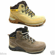 Cat Caterpillar Cognos Leather Lace Ankle Work Walking Hiking Boots Sizes 5-10