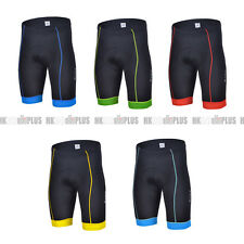 Bike Men Cycling Bicycle Fashion Padded Shorts Pant Outdoor Sport Wear Fit Tight