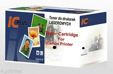 Compatible Black Laser Toner Cartridge for Canon Printer