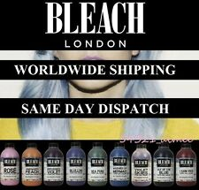 Bleach London Super Cool Colours Semi Permanent Hair Dye Color Bright Pastel Dip