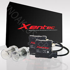 Xentec HID Conversion Kit H1 H3 H7 H11 9006 5000K 6000k Xenon Light Hid Ballast