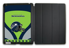 NFL Football Seattle Seahawks Apple iPad 2&3&4 Case w/Smart Cover V153204