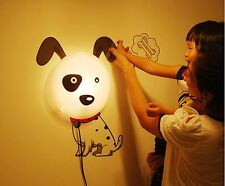 LED Night Light Lamp with DIY Stickers for Bedroom living Room Child Kids Gifts