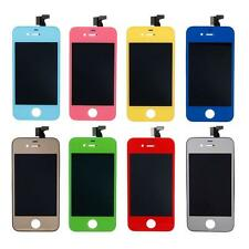 Color Touch Screen Digitizer LCD Assembly for iPhone 4 A1332-GSM/A1349-CDMA Kit