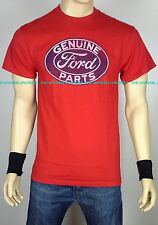 NEW Licensed FORD GENUINE PARTS T Shirt vintage muscle car hot rod GM classic