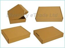 Cardboard Postal Mail Box PiP for Royal Mail Large Letter Fragile items C5, C4