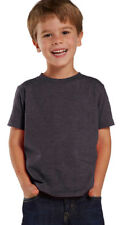 Rabbit Skins Toddler Casual Taped Shoulder To Shoulder Fine Jersey T-Shirt. 3305